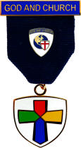 God and Church Award