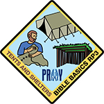 Tents and Shelters Patch